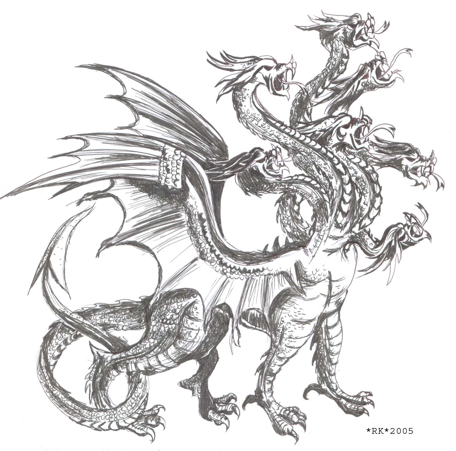 Hydra by RanKo