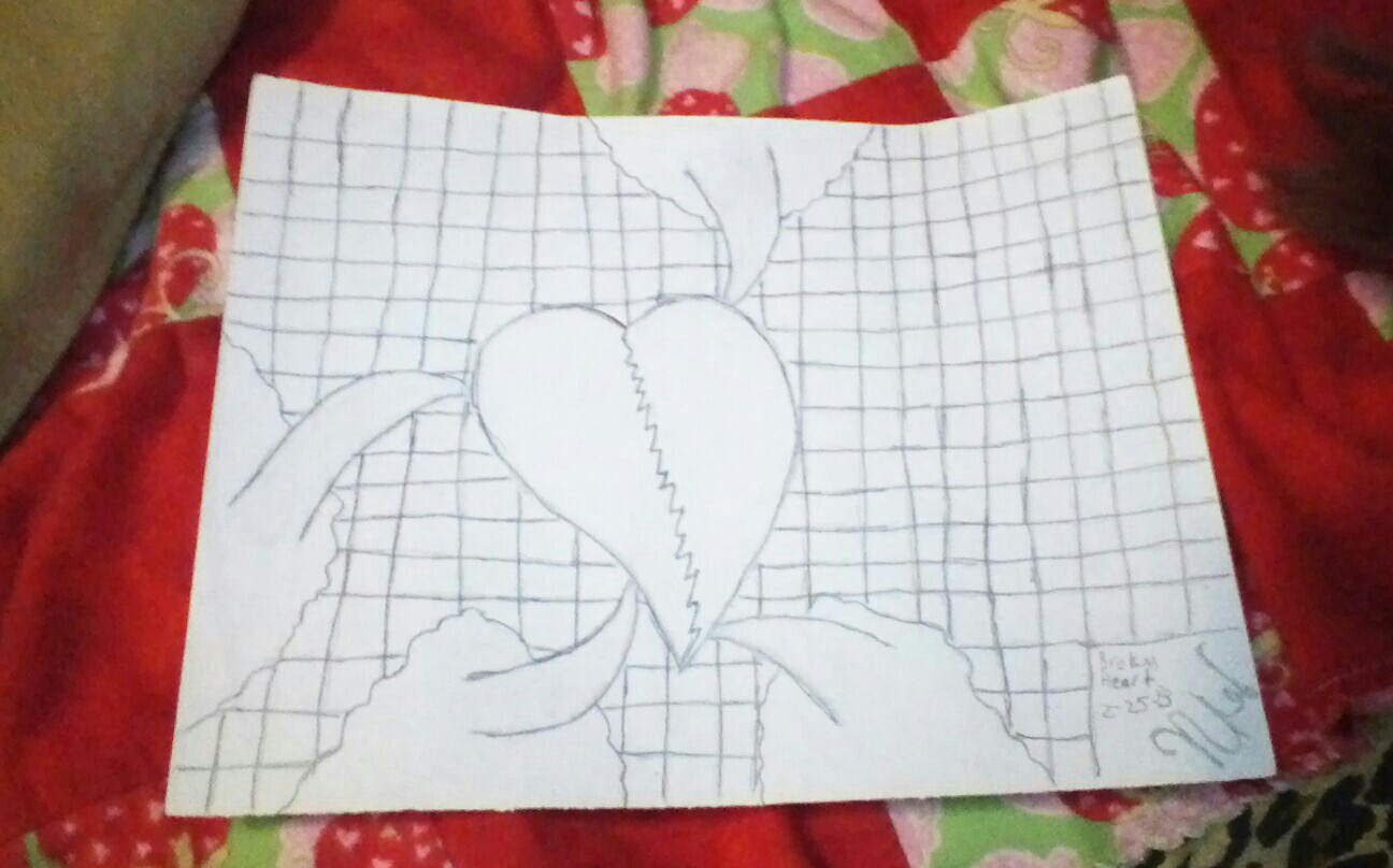Broken heart by Rangiku