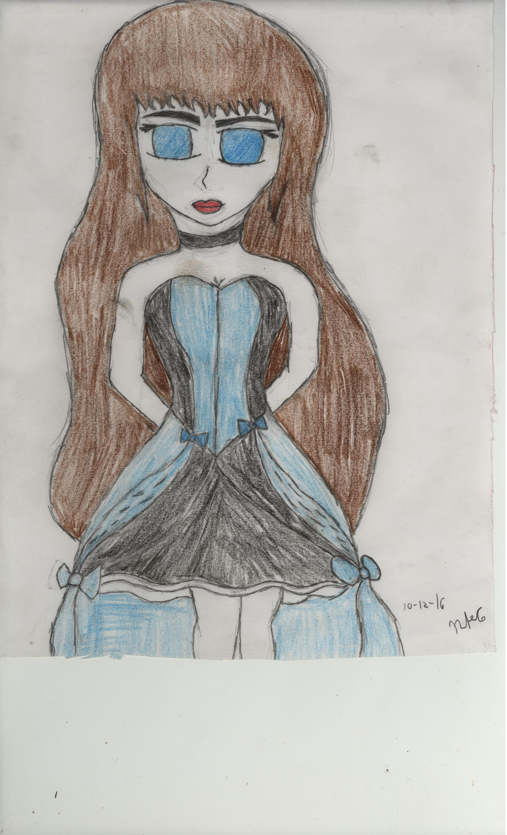 Gotic lolita by Rangiku