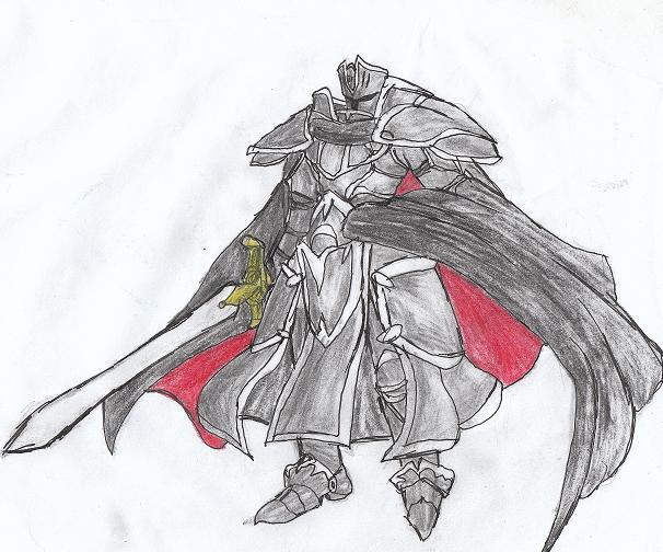 Black Knight by RaptorMaster