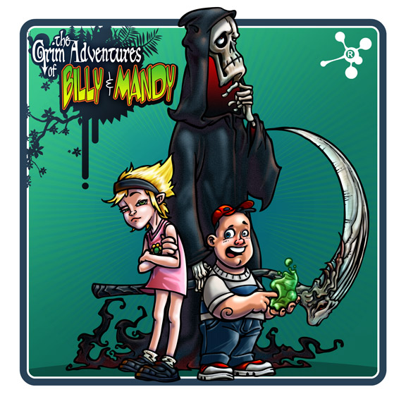 The Odd Squad by Raul