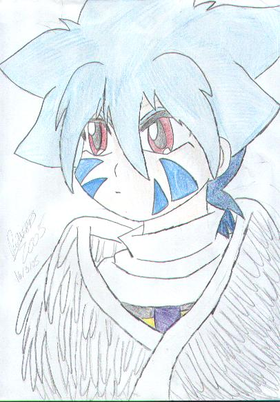 Angel Kai by Raven_Hiwatari