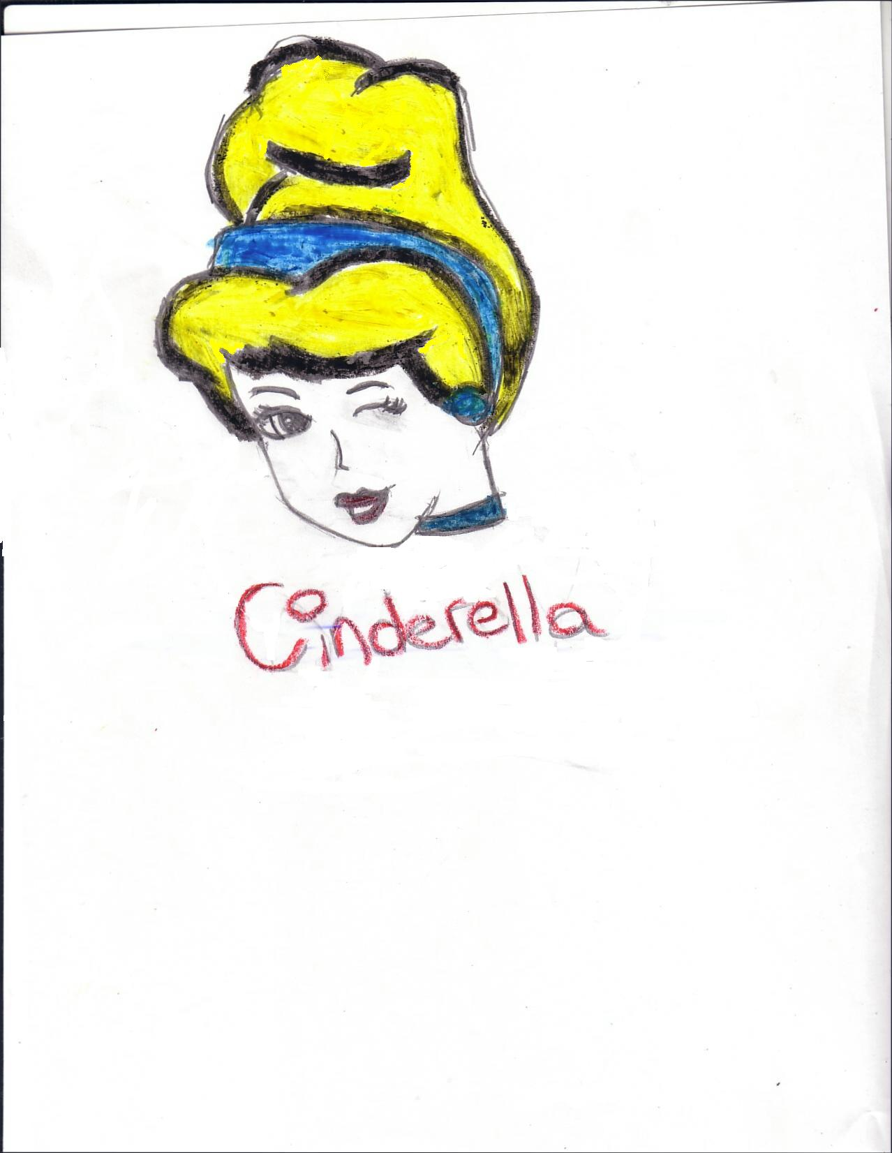 Cinderella by Raylover345678