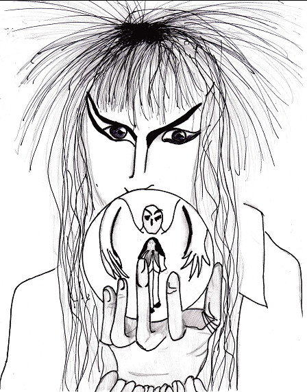 Jareth The Goblin King by RaysxSkittle