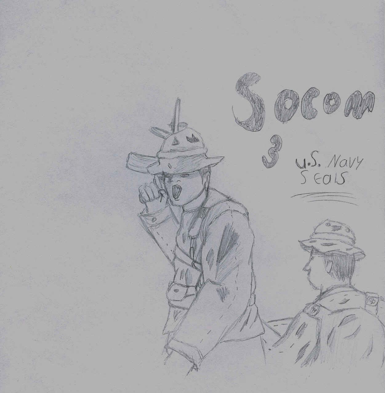 Socom 3 by ReMgsGirl