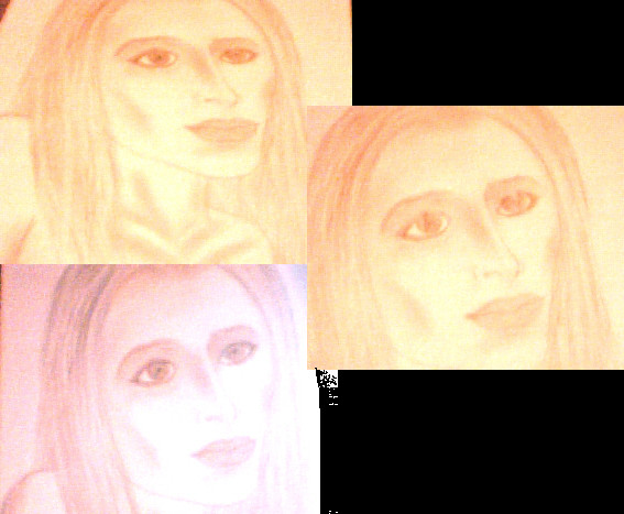 A woman portrait by ReMgsGirl