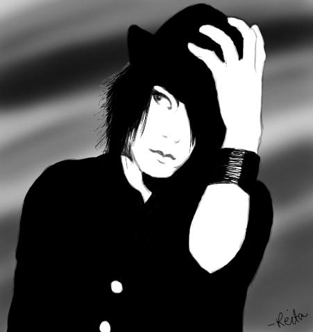 Ni~ya sketch by Reita