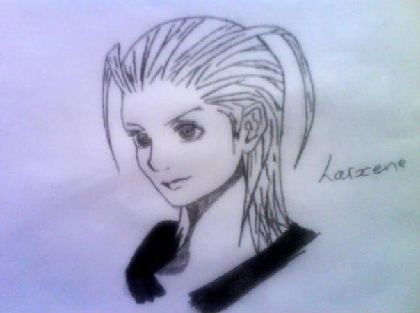 Larxene by Renolvr
