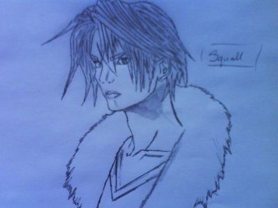 Squall by Renolvr