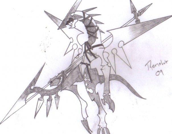 Dragoon Nobody by Renolvr