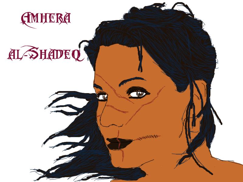 Amhera [Sketch] by Reywynn