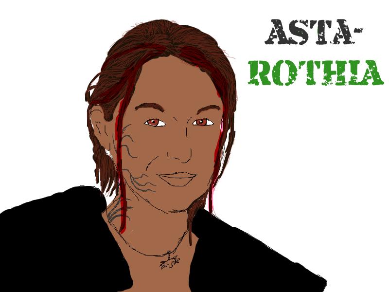 Astarothia [Sketch] by Reywynn