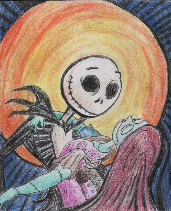 Jack and Sally by RichieP123