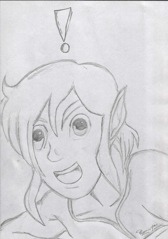 Link's Awakening [excuse the pun] by RichieP123