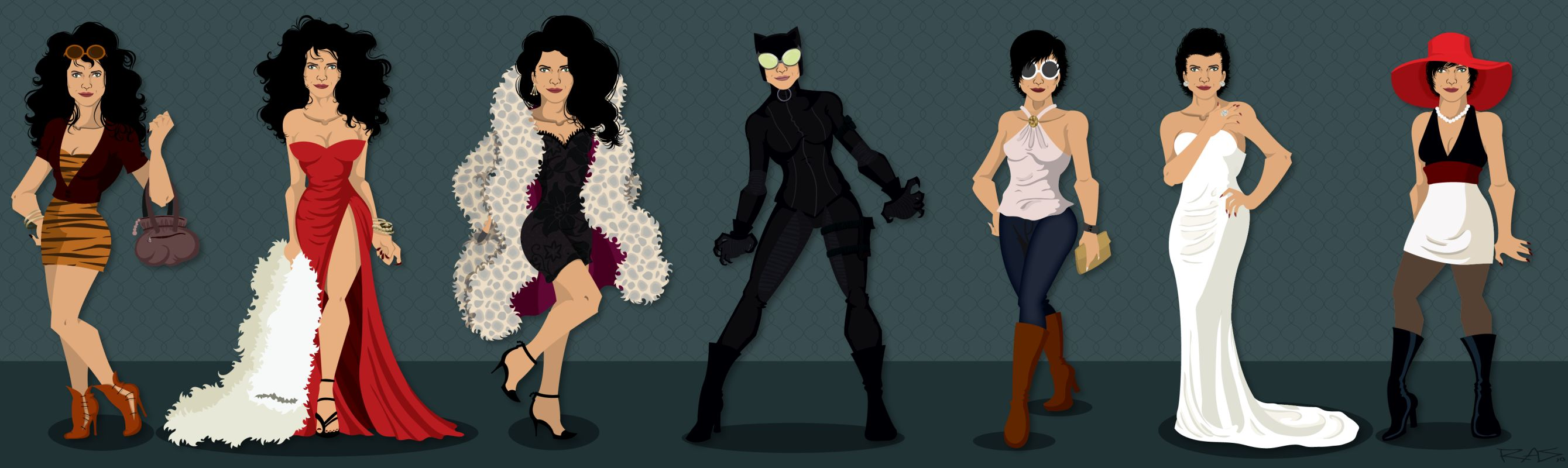 Movie: Selina Kyle concept by RickytheRockstar