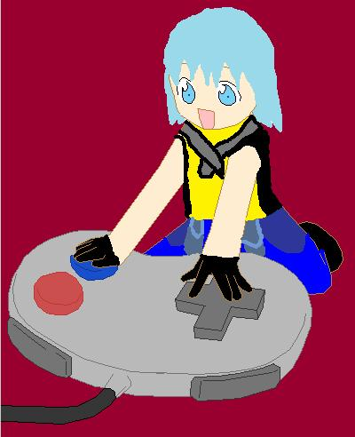 Riku Discovers Kingdom Hearts by RikuMan