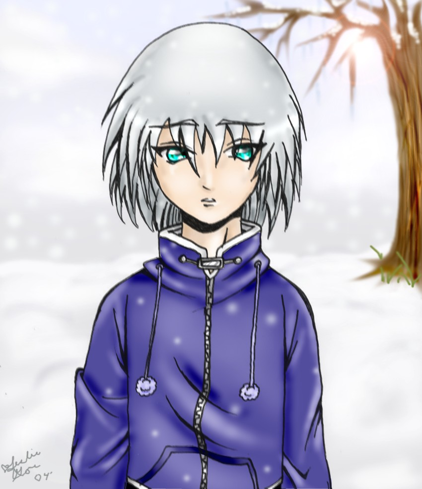 Riku in Winter by Rikusgurl