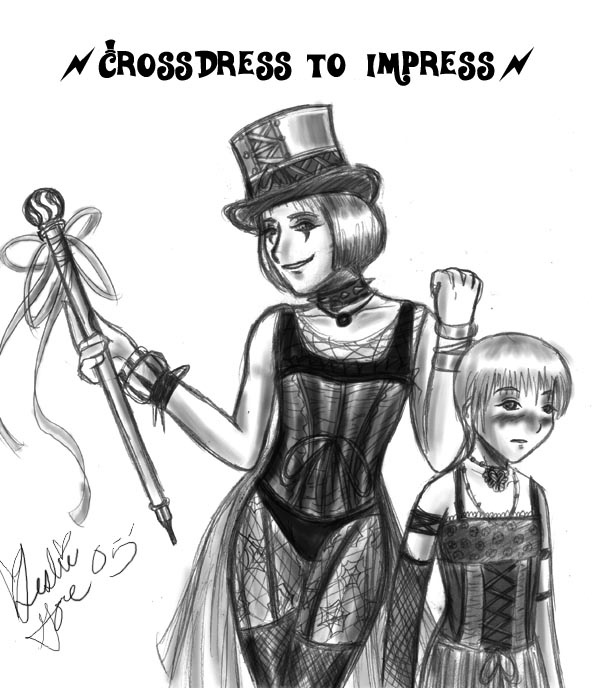 Crossdress to Impress by Rikusgurl