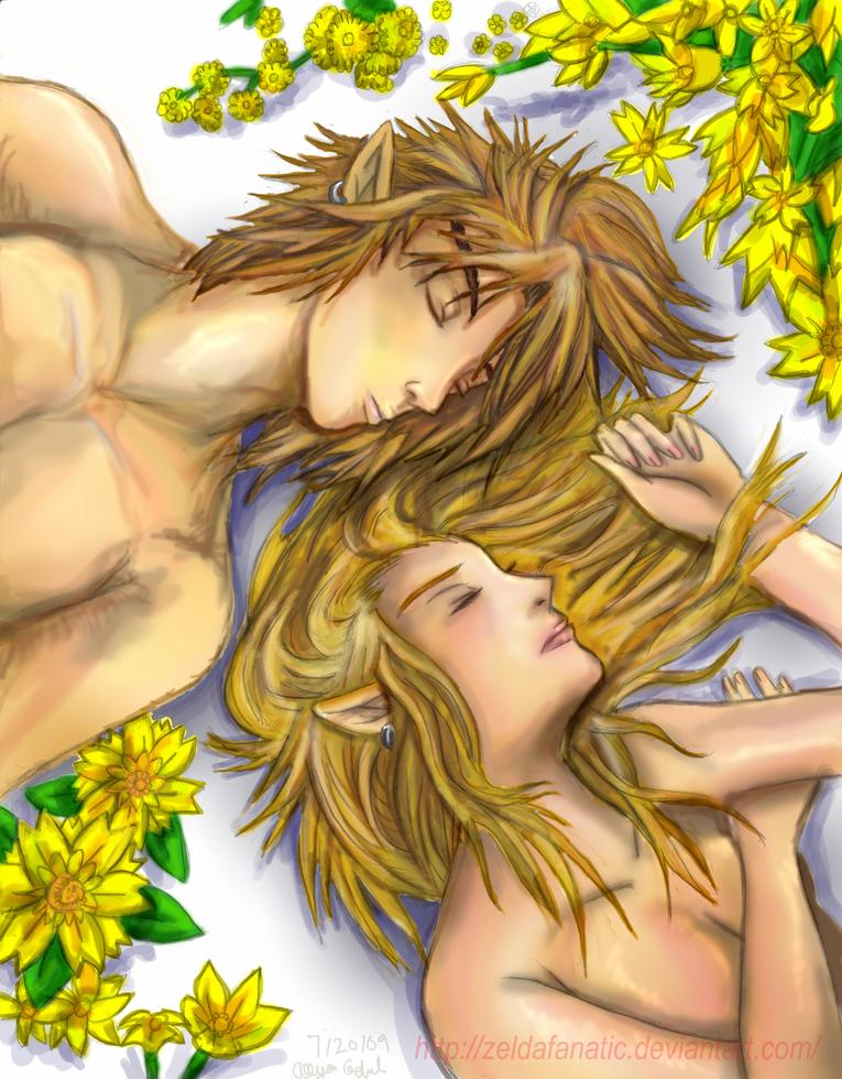 Zelink Deep Sleep by Rinkuchan