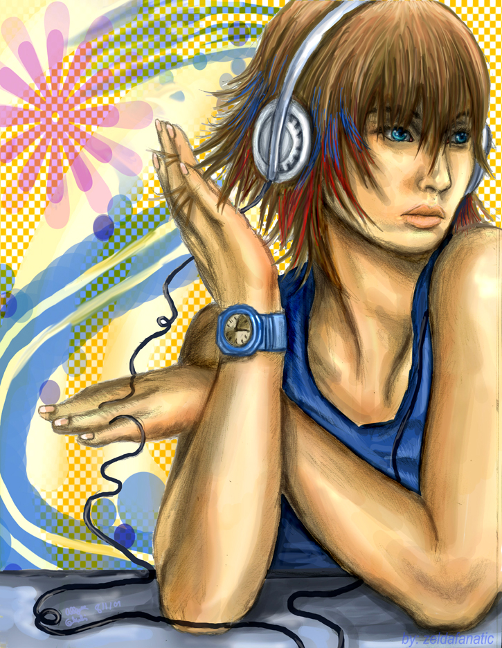 Music Is My Life by Rinkuchan