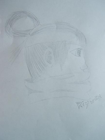 Me in SCIII by Riyu21