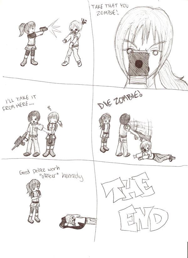 Die Zombie! by Riyu21