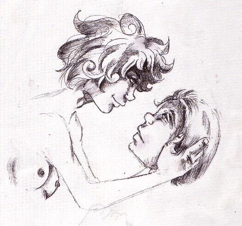 Tima Ken sketch by Rockura-Bockura