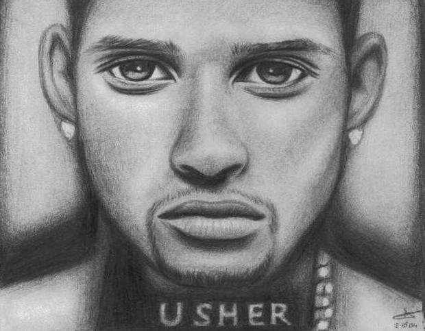 Usher by Rocky14