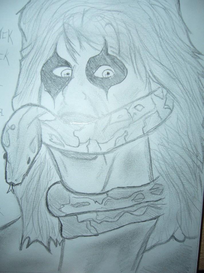 Alice Cooper - Trash by Rod-Rocker