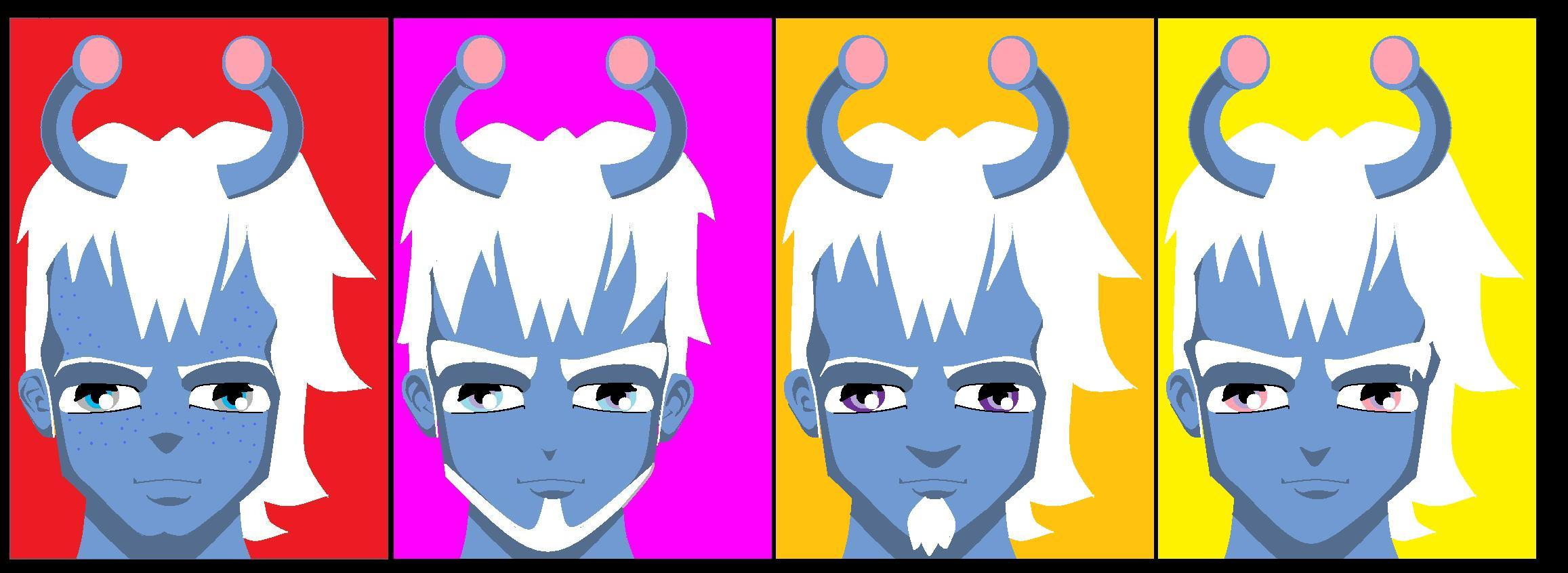 andorian group by RoscoeNC