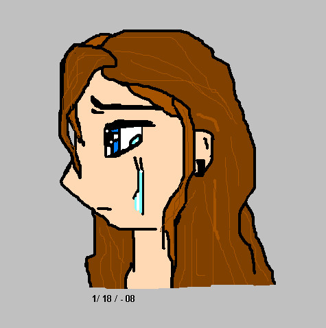 Weeping by RoseQueen