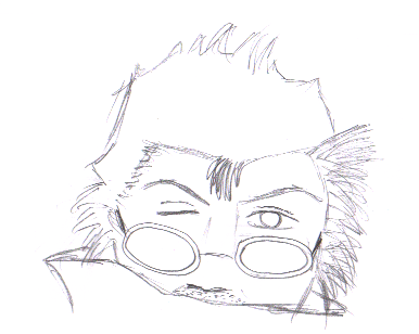 Auron from FFX by RoulZ
