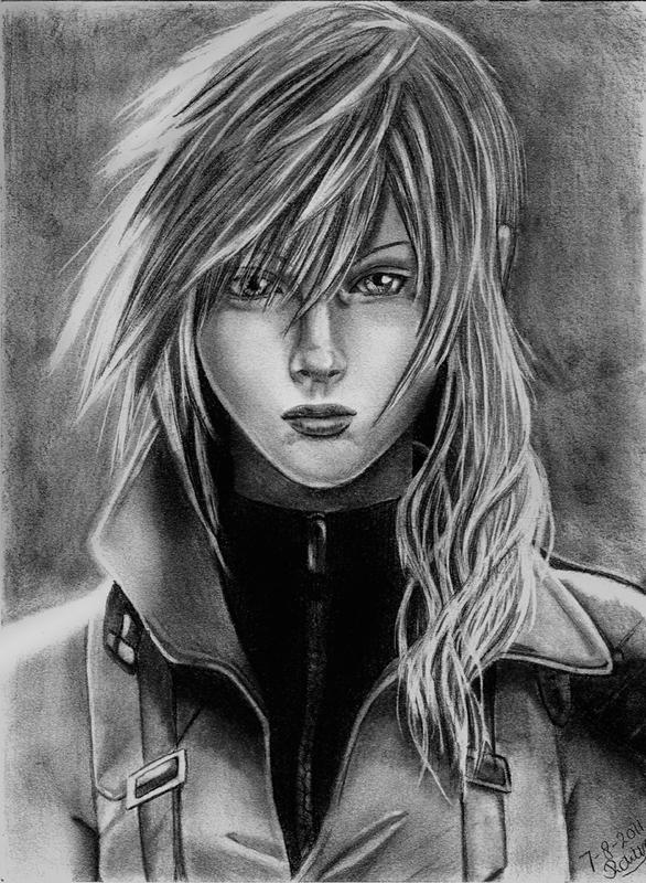 Lightning by Rowena-white
