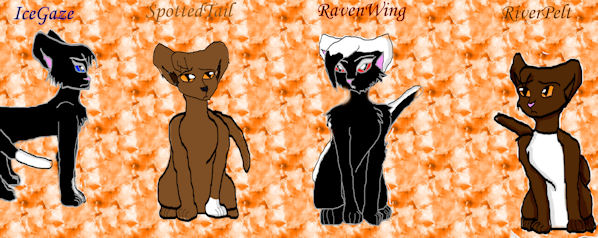 The Medicine Cats by RoxxanneOfNarnia1234