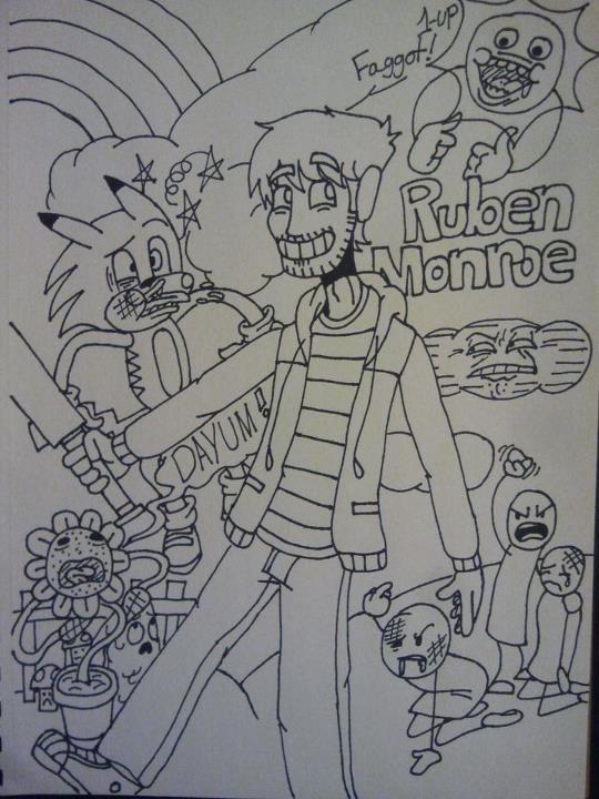 Ruben Monroe ID by RubenMonroe
