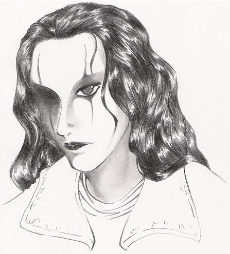 The crow(request by PyR0ManiAchic) by Rune