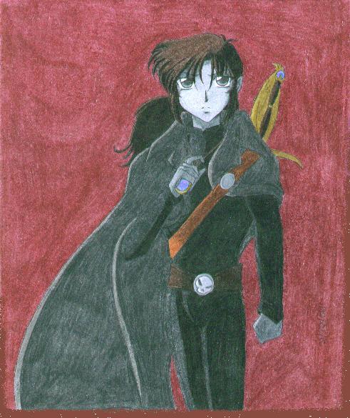 Son of a Vampire Hunter by Rurouni_Gemini83