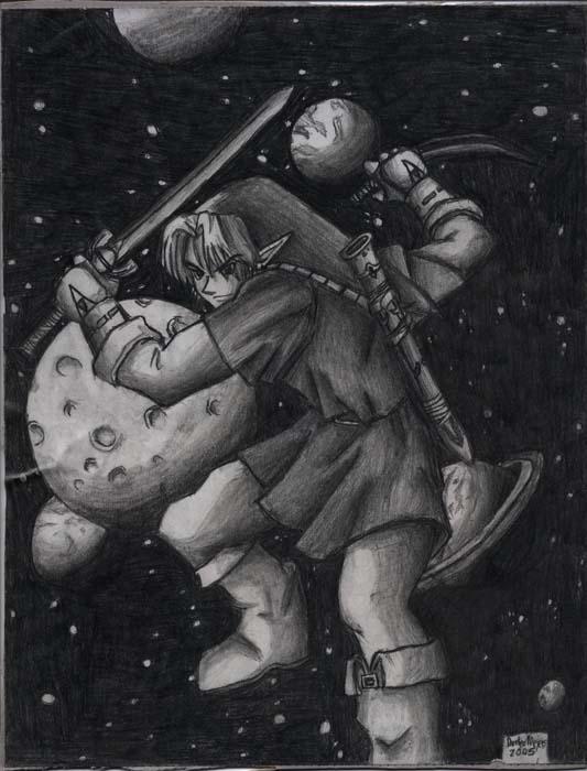 Link's world by Ryigenchi