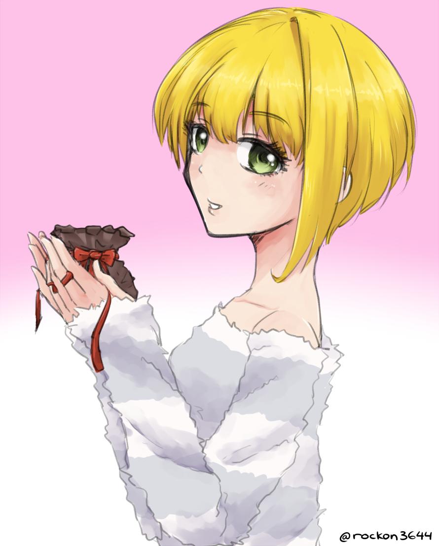 Frederica's Valentine by Ryu_Warrior