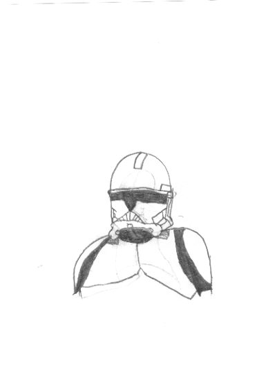 clone trooper by racecars25