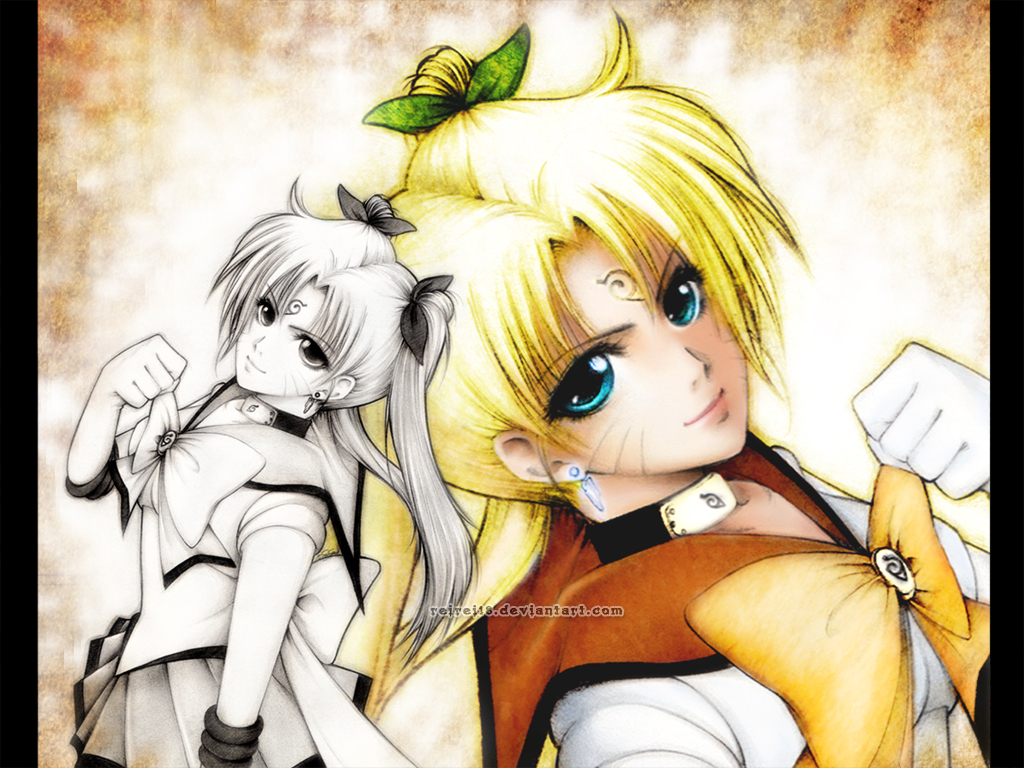 Sailor Konoha by reirei18