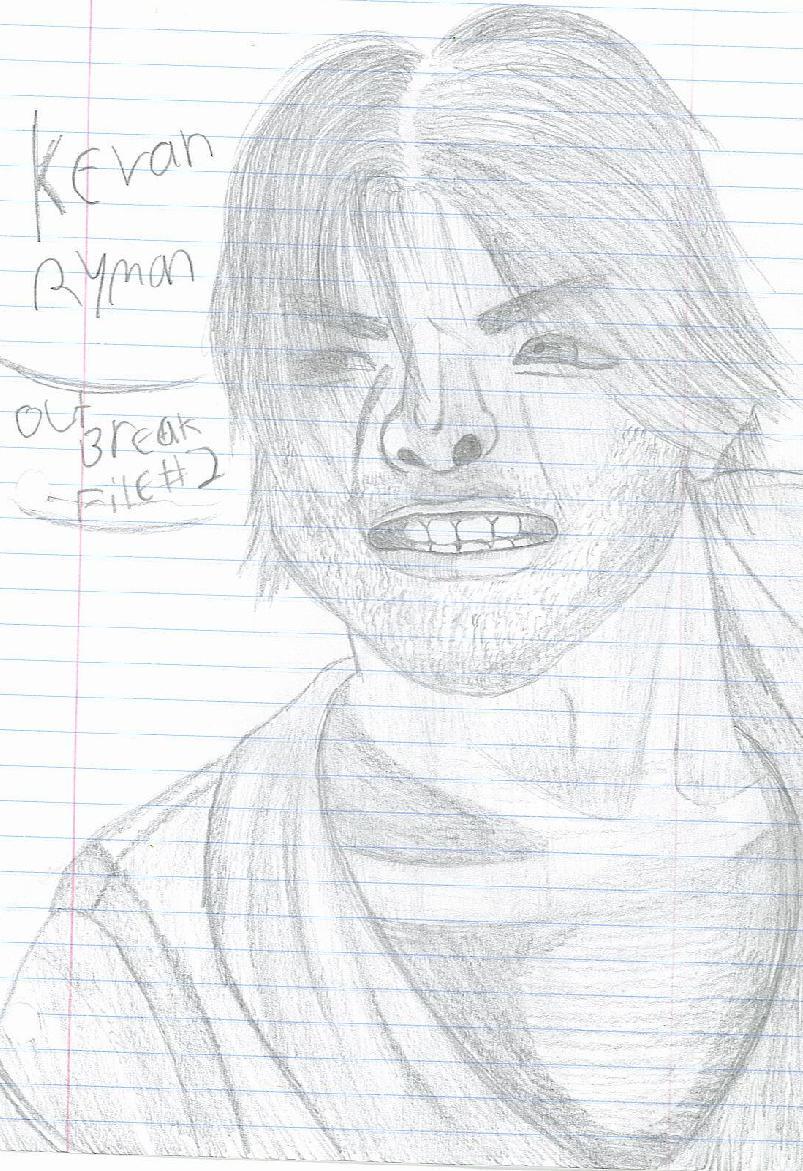 Kevan Ryman OutBreak File#2 by resident_evil_fan_
