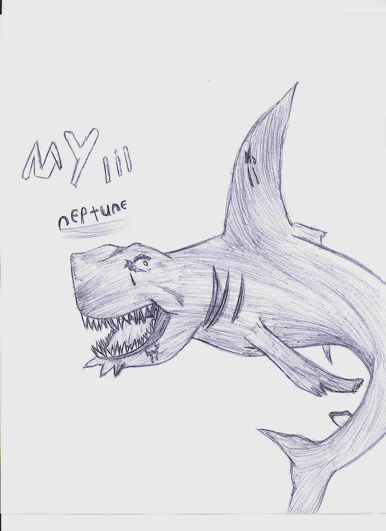 Neptune (OutBreak) by resident_evil_fan_