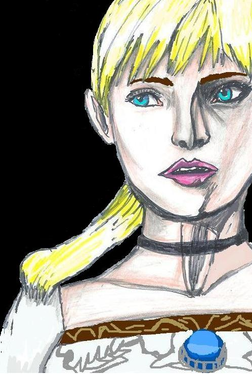 Fiona from Haunting Ground by restless_dreamer