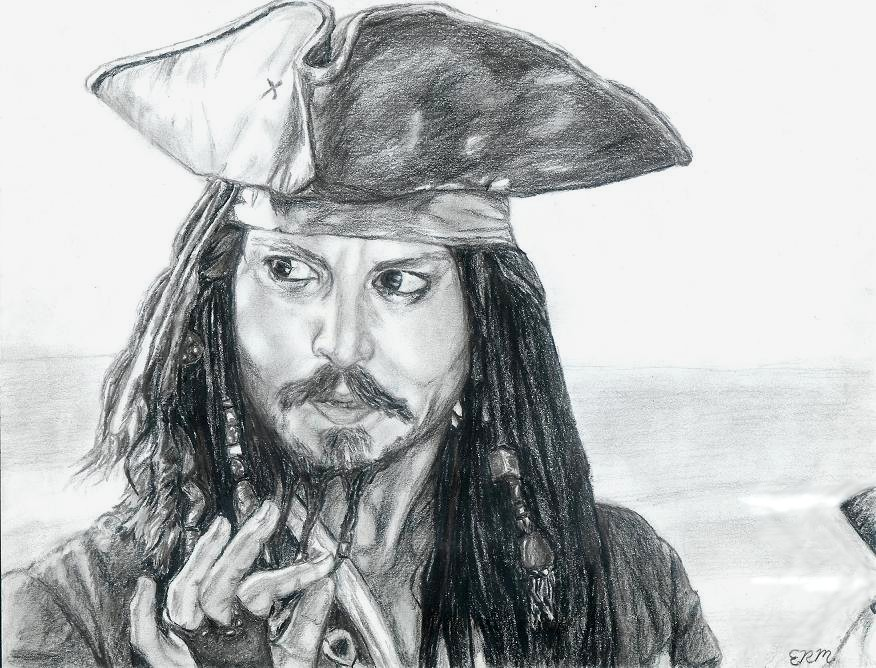 Jack Sparrow for Mat_Monster by restless_dreamer