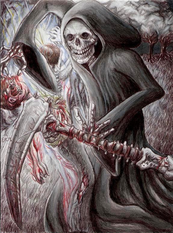 Grim's Gift by restless_dreamer