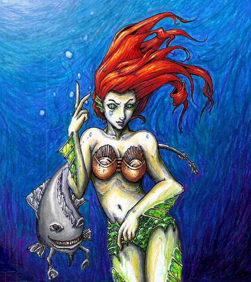 Siren by restless_dreamer