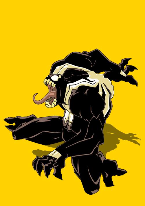 Venomous by rizaturker