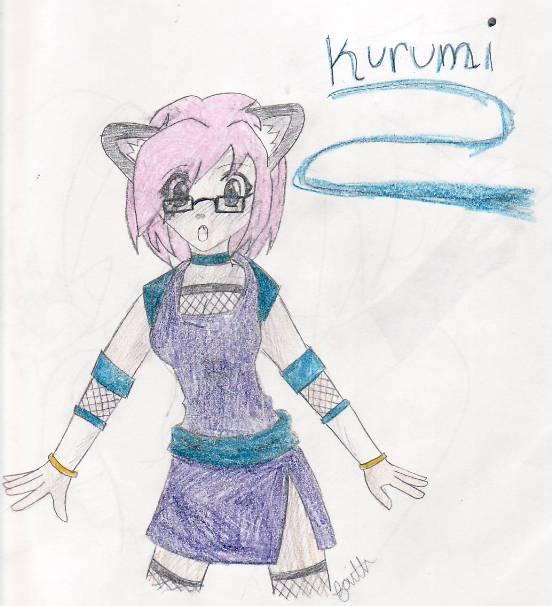 Kurumi *A.T. w/ Ky-Kiske* by rlkitten