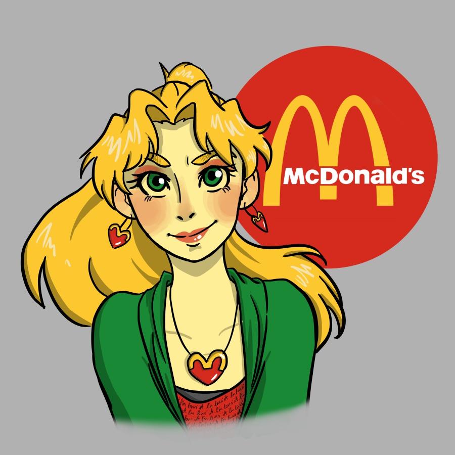 Ms. McDonald's by rlkitten